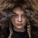 Mauro-De-Bettio-Diversity Of The Human Race Photography bear girl