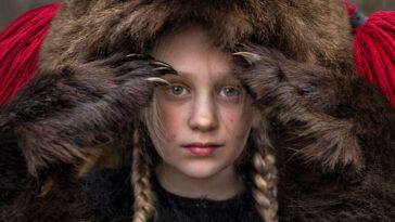 Mauro-De-Bettio-Diversity Of The Human Race Photography bear girl