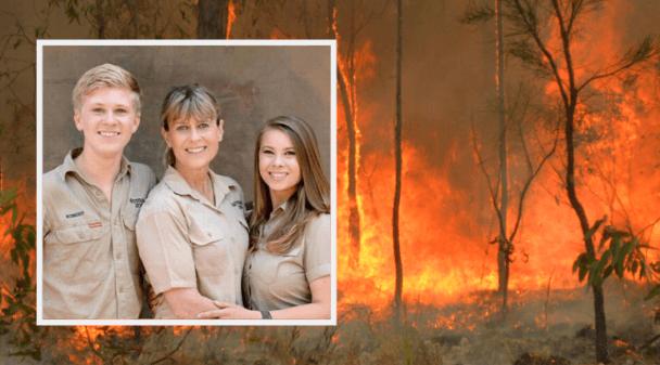 steve-irwin-family-helps-90000-animals-fires-australia